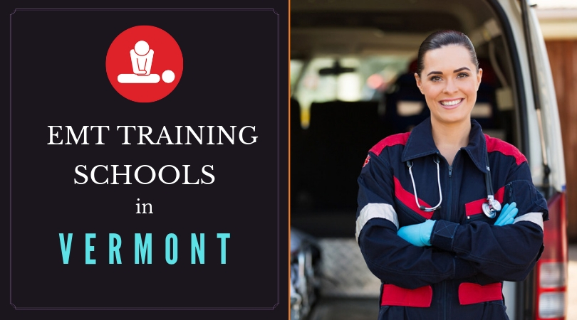 EMT Training Schools / Classes in Vermont (VT)