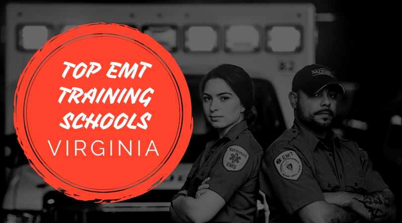EMT Training Classes/ Schools in Virginia