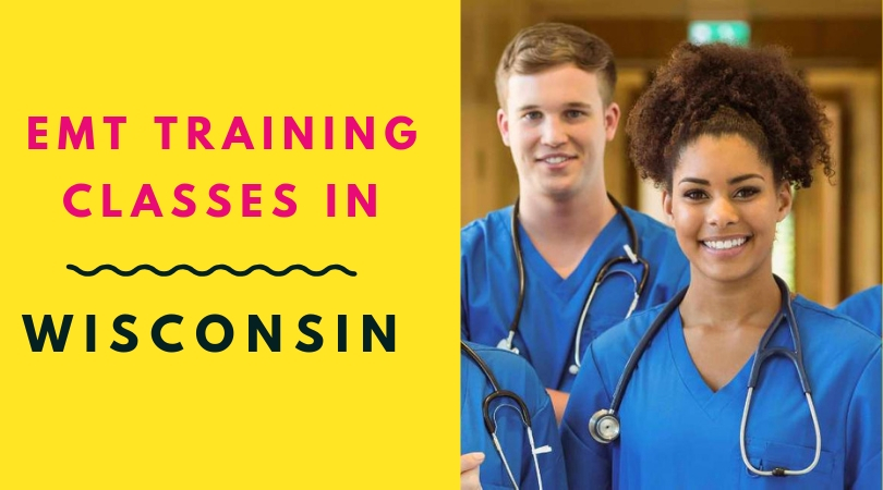 EMT Training classes and schools in Wisconsin (WI)